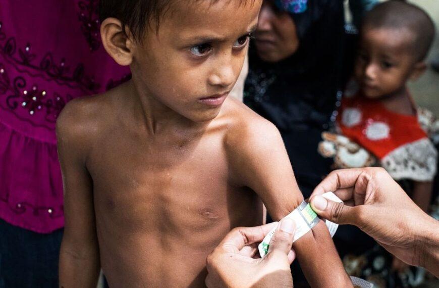 Jemen czeka najgorszy głód, jakiego świat nie widział od dziesięcioleci