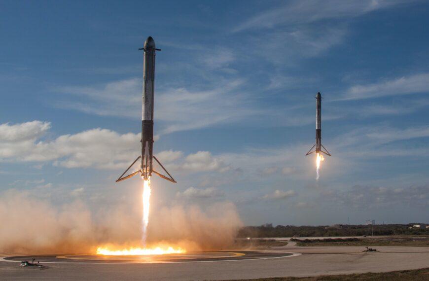 28 milionów dolarów za lot w kosmos razem z Jeffem Bezosem